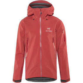 Arc'teryx Beta SV Jacket Men Red Beach